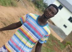 Offei Larry Richard, 22 years old, Man, Nsawam, Ghana
