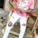 Given mbewe, 22 years old, Lusaka, Zambia