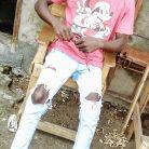 Given mbewe, 23 years old, Lusaka, Zambia