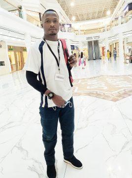 Frank, Dubai, United Arab Emirates